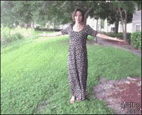 Watch and share Dress GIFs on Gfycat