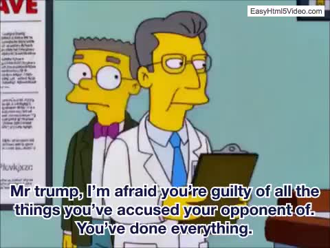 Watch trump diagnosis GIF on Gfycat. Discover more enoughtrumpspam GIFs on Gfycat
