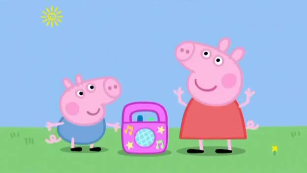 Watch Peppa Pig - Head, Shoulders, Knees and Toes GIF on Gfycat. Discover more Peppa, head, knees, pig, shoulders, toes GIFs on Gfycat