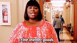 Watch and share Parks And Recreation GIFs and Retta GIFs on Gfycat