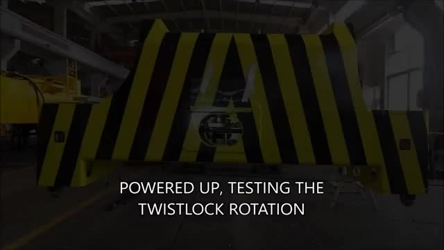 Watch and share How To Set Electric Spreader Twistlock Position Switches GIFs on Gfycat