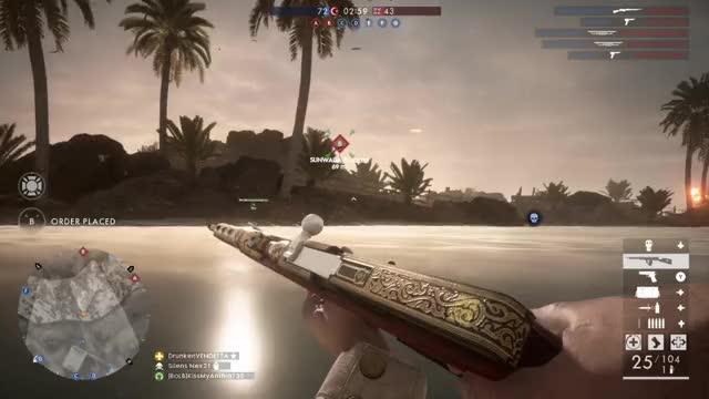 Watch I felt dirty  GIF by Gamer DVR (@xboxdvr) on Gfycat. Discover more Battlefield1, DrunkenVENDETTA, xbox, xbox dvr, xbox one GIFs on Gfycat