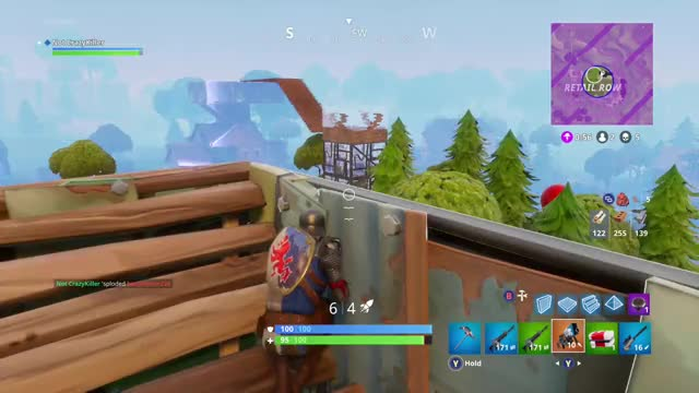 Watch 60 GIF by Gamer DVR (@xboxdvr) on Gfycat. Discover more FortniteBattleRoyale, Not CrazyKiller, xbox, xbox dvr, xbox one GIFs on Gfycat