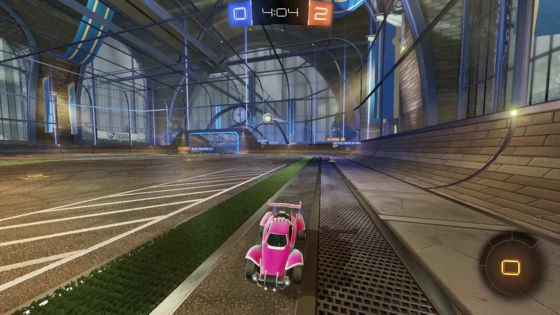 faked two defenders GIFs