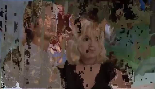 The Room Datamosh Remix GIFs