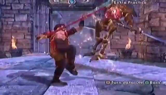 Watch and share SoulCalibur II [PS2] Kilik's Command List GIFs on Gfycat