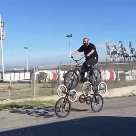 Watch and share Ride Bike GIFs on Gfycat