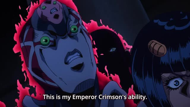 Watch and share King Crimson GIFs and Golden Wind GIFs on Gfycat