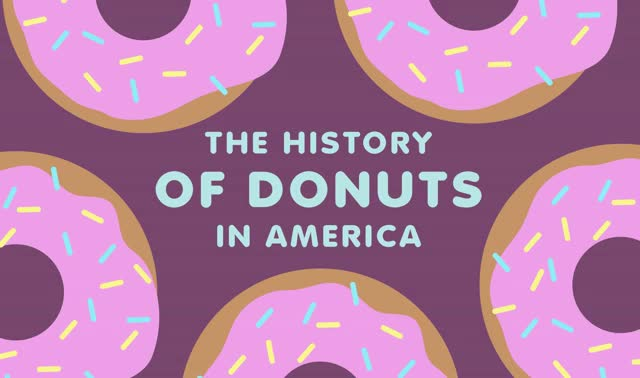 Watch and share Happy National Donut Day: A History Of The Top Donut Brands GIFs on Gfycat