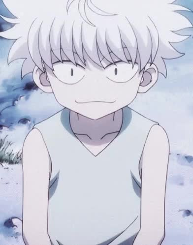 Watch Killua Zoldyck Hunter XHunter GIF on Gfycat. Discover more related GIFs on Gfycat
