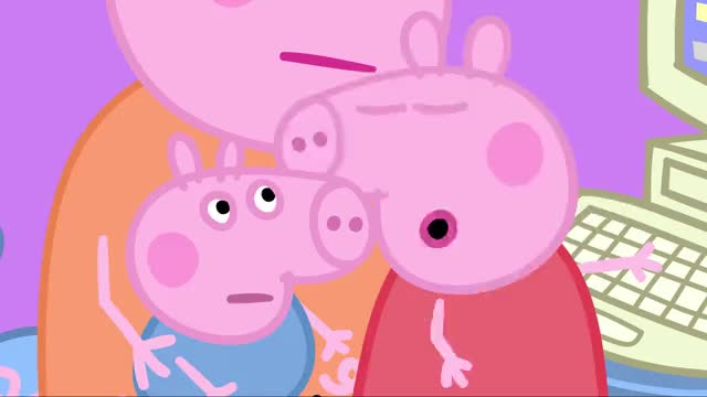 Watch and share Peppa Pig GIFs and Windows GIFs on Gfycat
