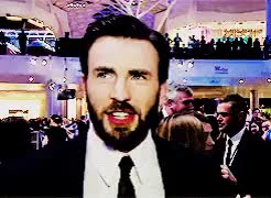 Watch and share Chris Evans Gifs GIFs and Marvelcast GIFs on Gfycat
