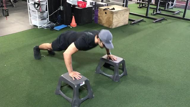 Watch and share Extended Push-ups GIFs by Gymapp on Gfycat