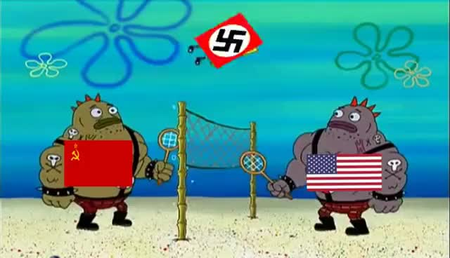 Watch WW2 in a Nutshell GIF on Gfycat. Discover more related GIFs on Gfycat
