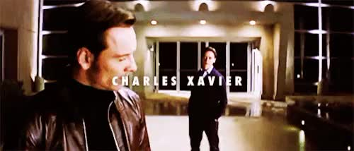 """Watch Charles""""Cinnamon Roll"""" Xavier. [insp] GIF on Gfycat. Discover more charles xavier, cherik, erik lehnsherr, marvel, myedits, this is all i ever want to do in life, xmfc, xmfcedit GIFs on Gfycat"""