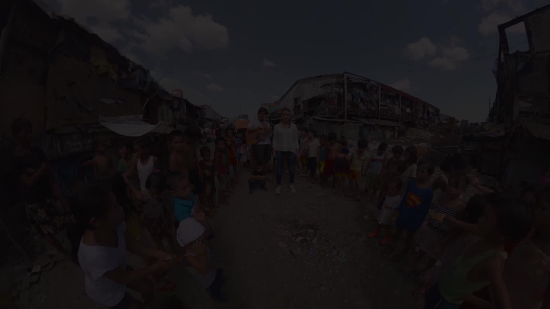 360video, virtualreality, vr, Happyland360 (watch at Chameleon VR app) GIFs