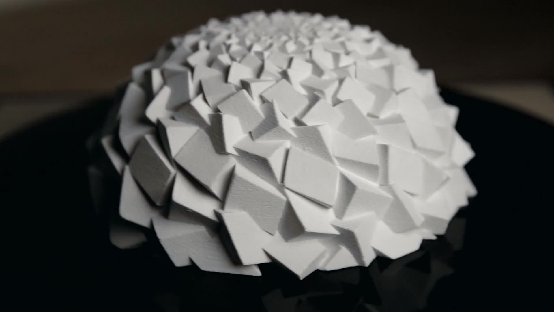 Currentlytripping, gifs, BLOOMS: Strobe Animated Sculptures Invented by John Edmark GIFs
