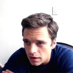 Watch and share Sebastian Stan GIFs and Licking GIFs on Gfycat