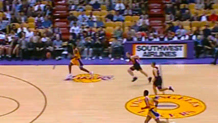 Kobe Bryant — Los Angeles Lakers GIFs