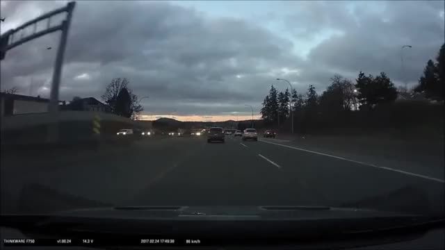 Watch Must've been dreaming that he was in England GIF by @arbitrary_aardvark on Gfycat. Discover more accident, best dash cam accidents, collision, crash, dash cam, dashboard cam, dashboard camera, dashcam, fail, roadcam GIFs on Gfycat