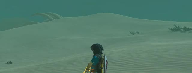 Watch and share Zelda Breath Of The Wild Dust VFX GIFs on Gfycat