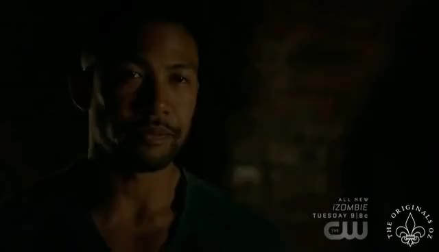 "Watch The Originals 4x07 Marcel meets Hope ""I'm 7 not stupid"" GIF on Gfycat. Discover more related GIFs on Gfycat"