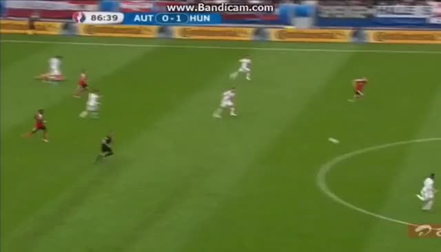 Watch and share Zoltan Stieber Goal Vs. Austria Hungary 0-2 - Streamable GIFs on Gfycat