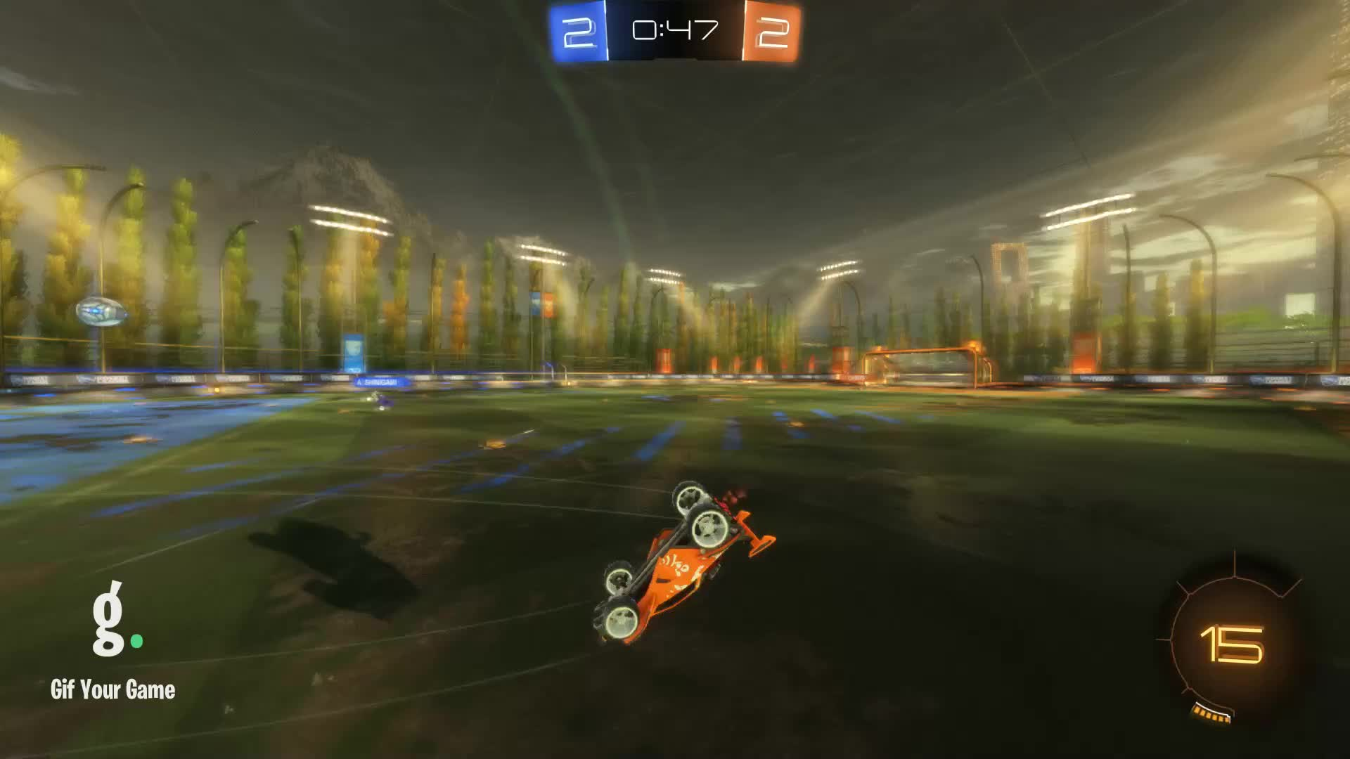 Gif Your Game, GifYourGame, Goal, Rocket League, RocketLeague, Speddy, Goal 5: Speddy GIFs