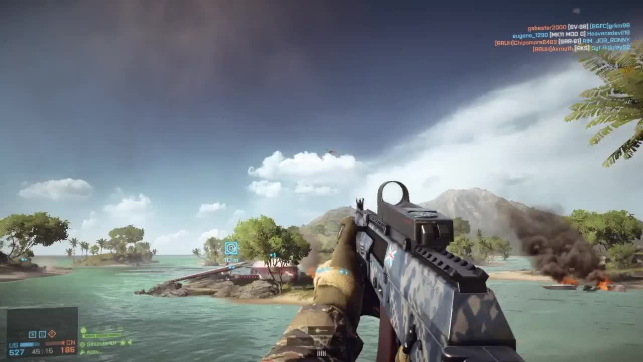 gaming, ps4share, sony interactive entertainment, Battlefield 4™_20160723195315 GIFs
