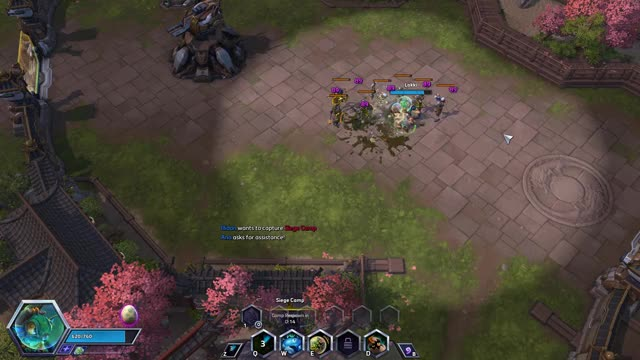 Watch and share Heroes Of The Storm 2018.09.22 - 14.33.13.04 GIFs on Gfycat
