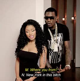 Watch Nicki Minaj GIF on Gfycat. Discover more related GIFs on Gfycat