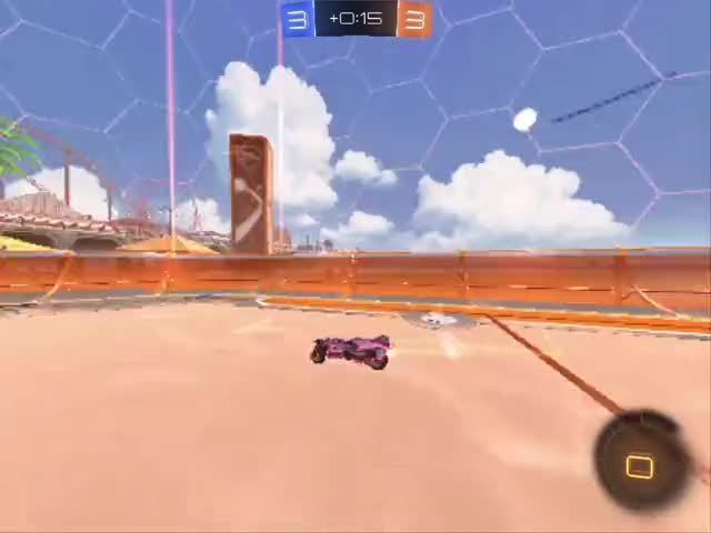 Watch and share Double Touch GIFs by Moon Cheese on Gfycat
