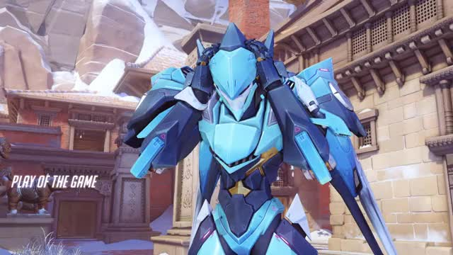Watch and share Overwatch GIFs and Pharah GIFs by laughtrey on Gfycat