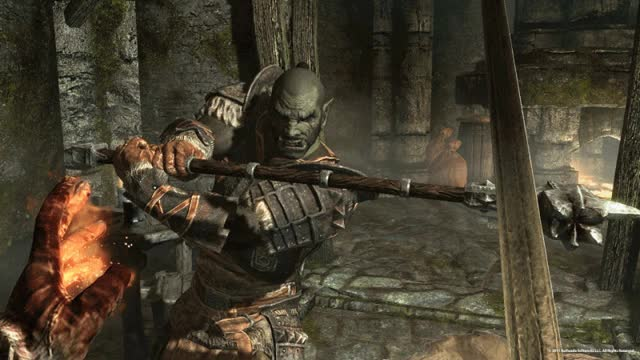 Watch and share The Elder Scrolls V Skyrim GIFs on Gfycat