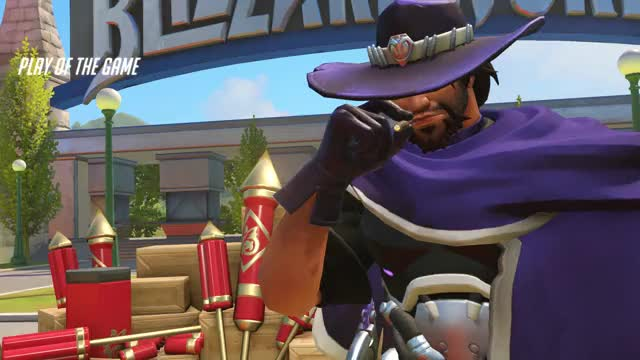 Watch and share Overwatch GIFs and Mccree GIFs by bigplaysonly on Gfycat