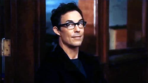 Watch and share Harrison Wells GIFs on Gfycat