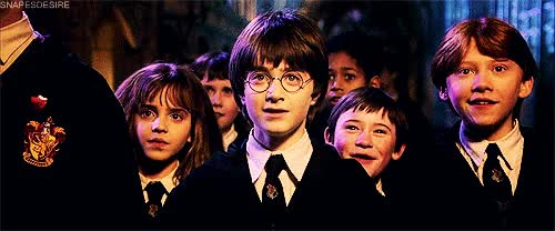 Watch and share Daniel Radcliffe GIFs and Rupert Grint GIFs on Gfycat