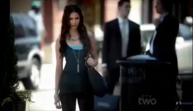 Watch Stefan & Katherine scenes 3x04 GIF on Gfycat. Discover more related GIFs on Gfycat