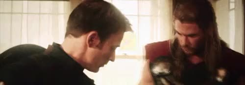 Watch I'm having a quarter-life-crisis GIF on Gfycat. Discover more A:AOU, AAOU, AOU, Steve Rogers, TA:AOU, TAAOU, age of ultron, avengers, avengers 2, avengers II, avengers age of ultron, avengers: age of ultron, captain america, chris evans, chris hemsworth, gif, my edit, negan-twd, the avengers, the avengers 2, the avengers II, the avengers age of ultron, the avengers: age of ultron, thor, thor odinson GIFs on Gfycat