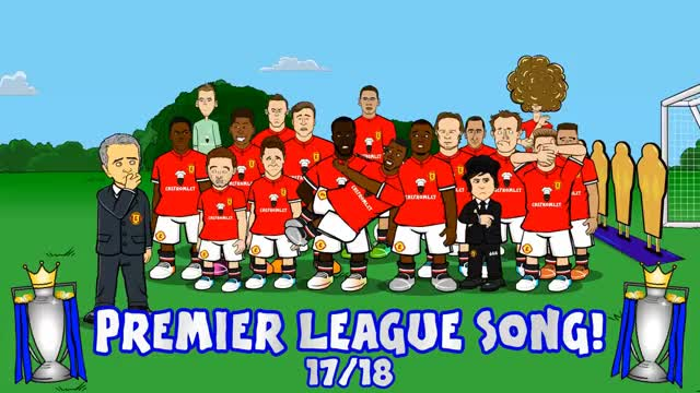 Watch 🎵PREMIER LEAGUE SONG - 2017/2018🎵 GIF on Gfycat. Discover more related GIFs on Gfycat