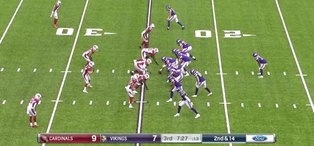 Watch and share Arizona Cardinals GIFs and Minnesota Vikings GIFs by vikingscorner on Gfycat