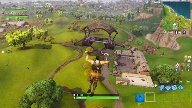 Watch and share Fortnite GIFs by TheBlackMayor on Gfycat