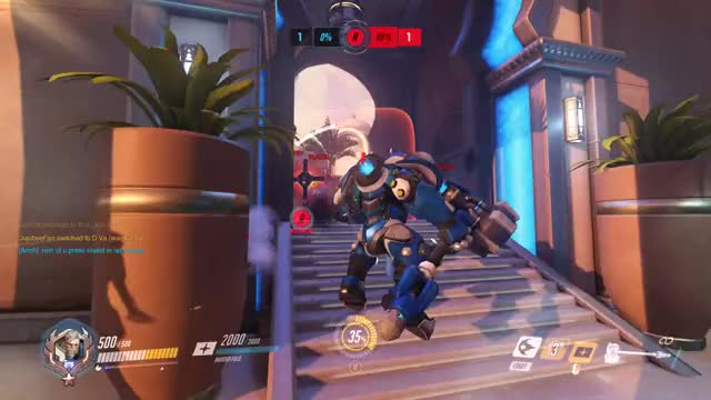 Watch Reinhardt pin looped GIF by @wabbit_slayer on Gfycat. Discover more overwatch GIFs on Gfycat