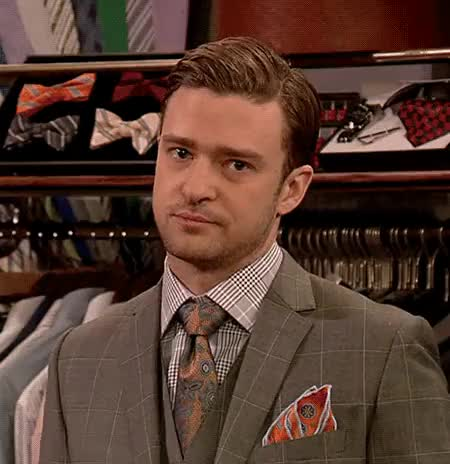 Watch and share Post Justin Timberlake Customer GIFs on Gfycat