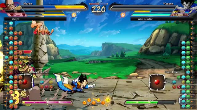 Watch and share DRAGON BALL FighterZ 2021-05-02 03-05-03 GIFs by Zach on Gfycat