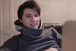 Watch danisnotonfire; GIF on Gfycat. Discover more *dan, dan howell, danisnotonfire, gif, mine GIFs on Gfycat