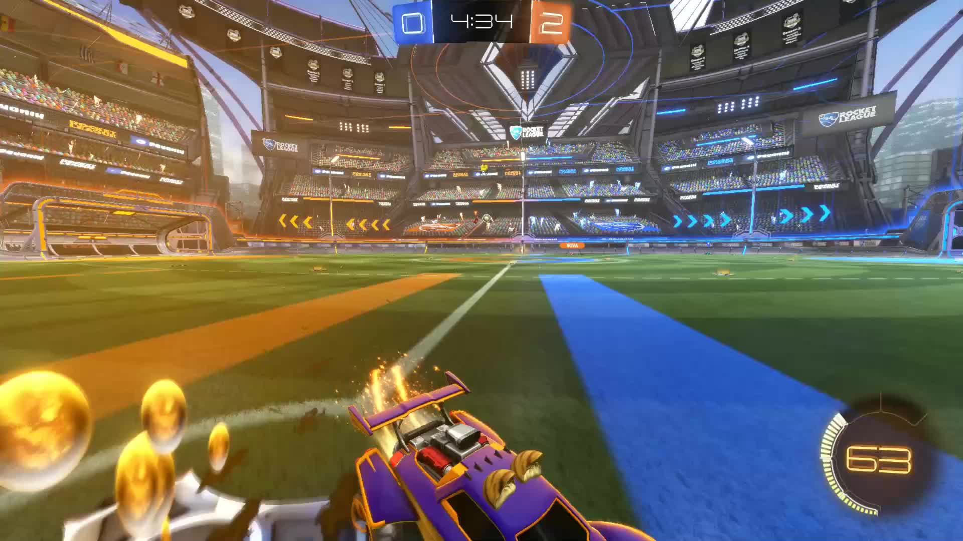 Gif Your Game, GifYourGame, Goal, Rocket League, RocketLeague, Spyro, Goal 3: Spyro GIFs