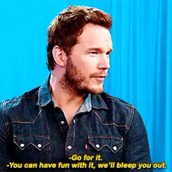 Watch and share Chris Pratt GIFs and Mcavoys GIFs on Gfycat