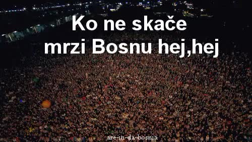 Watch this GIF on Gfycat. Discover more BiH, Bosna, Bosnia, Herzegovina, and, do, domovino, jedna si jedina, ljubav, najveca, neba, te, volim, zmajeva GIFs on Gfycat