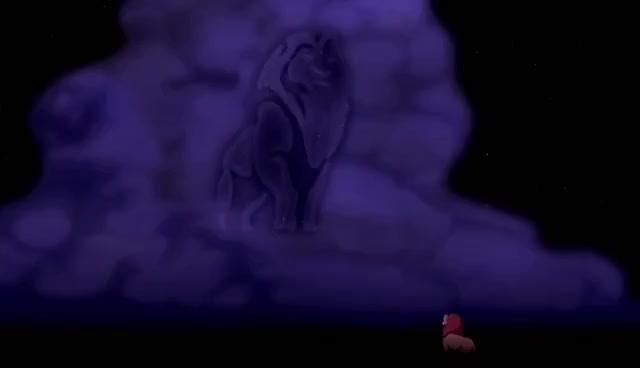 Watch and share Mufasa\'s GIFs and Rafiki GIFs on Gfycat